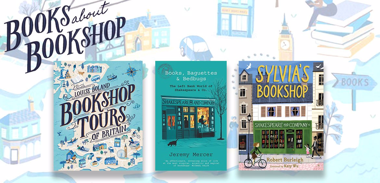 4 - BOOKS ABOUT BOOKSHOP