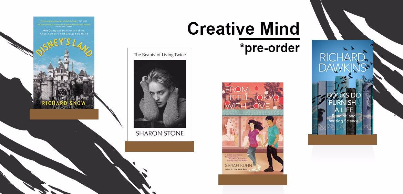 creative mind pre-order