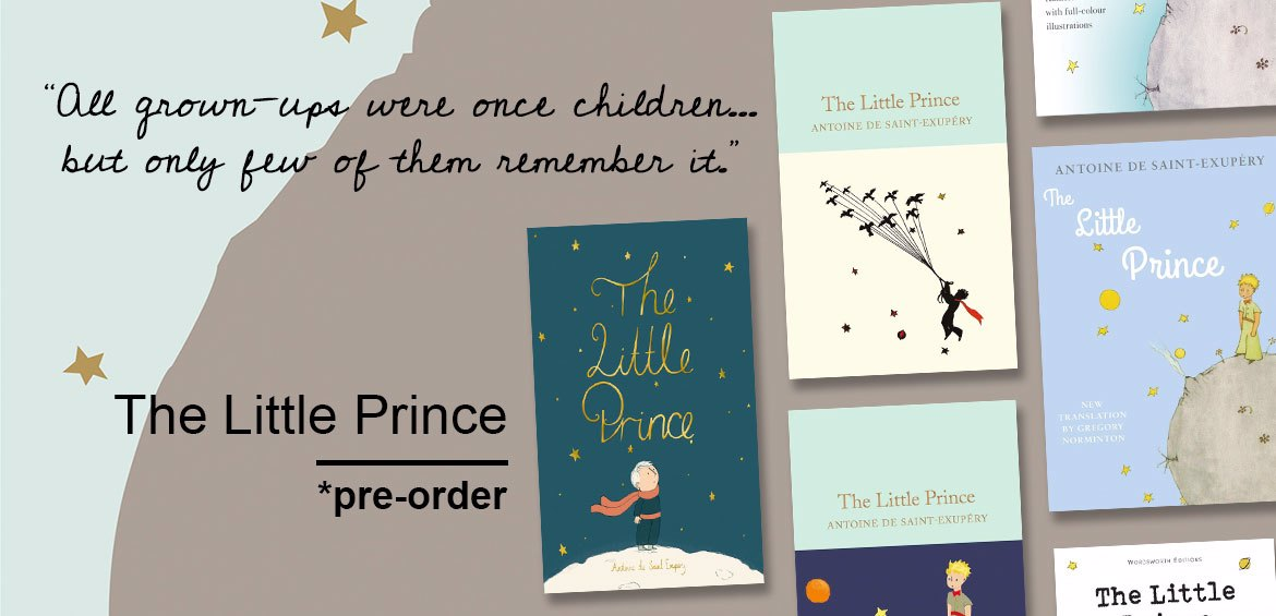 the little prince pre-order