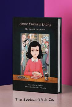 เปลี่ยนความเศร้า เป็นความหวังด้วยนวนิยายภาพ Anne Frank's Diary: The Graphic Adaptation